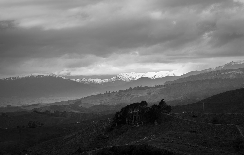 The Pohangina valley