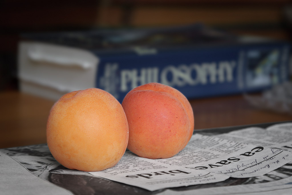 These are not apricots