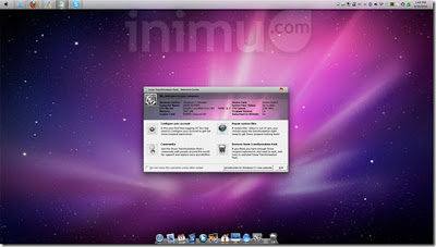 Download  Mac OS X Snow Leopard Transformation Pack 1.0  for windows 7 seven Vista / 7
