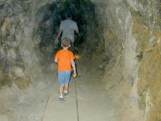 """Snowbird haunts: """"Burro"""" Schmidt's tunnel"""