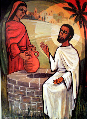 Hills of the North, Rejoice!: The Samaritan Woman at the Well