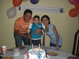 My son's Birthday