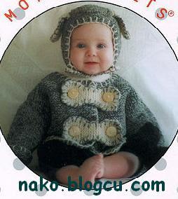 Kulaklıklı Bebek HIRKASI