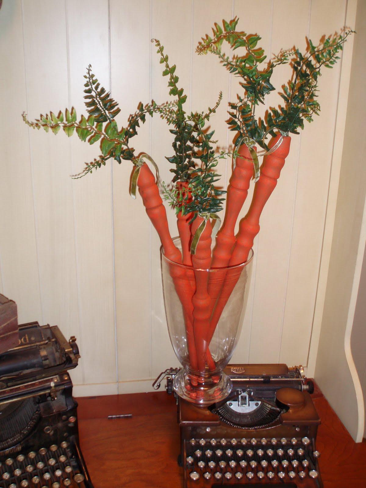 Creative DIY Easter Carrot Decor Ideas and Treats