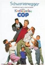 Kindergarten Cop - Graphic from Amazon.com