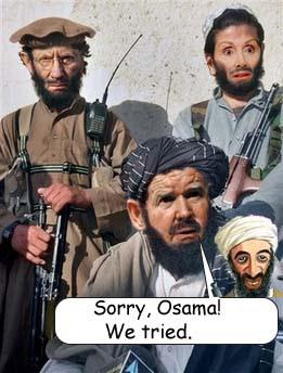 Sorry Obama
