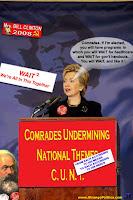 Comrade Hilrya Rodhamovich Clintonov