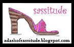 Sassitude Button
