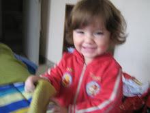 La sonrisa de mi niña  es un regalo para la Nene