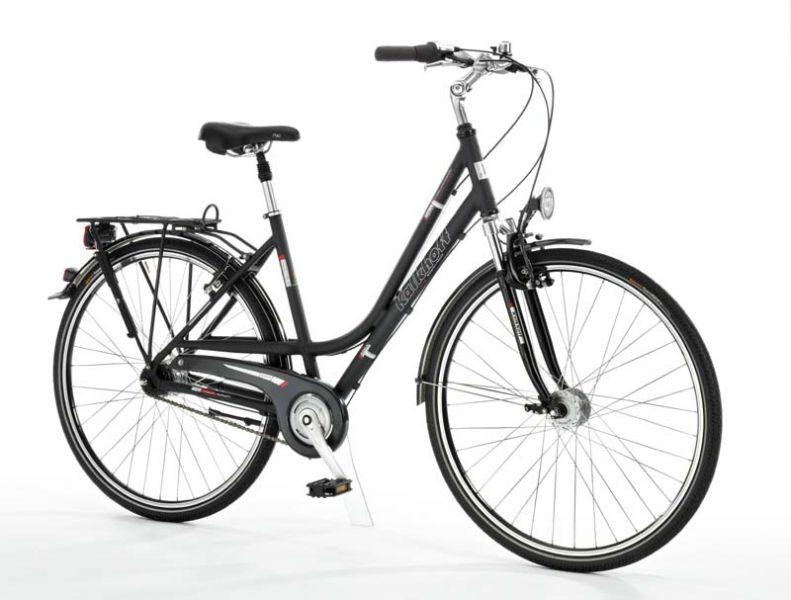 fahrrad fahndung kalkhoff jubilee schwarzes 28 damen. Black Bedroom Furniture Sets. Home Design Ideas