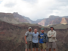 The Group at the Grand Canyon