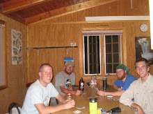 Trail Crew Bunkhouse, Indian Gardens, Grand Canyon