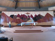 Fr. Johnny's Retreat in the Sierra Nevadas