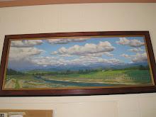 One of Fr. Jonny's Paintings
