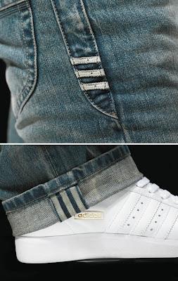 Adidas Diesel jeans 2008 - Adidas brand