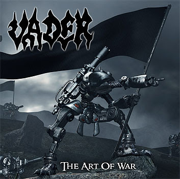 Vader - The Art of War (EP) [2005] Taow