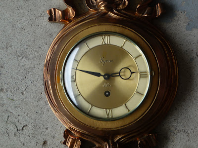 Previously Luved Treasures Tick Tock Tick Tock