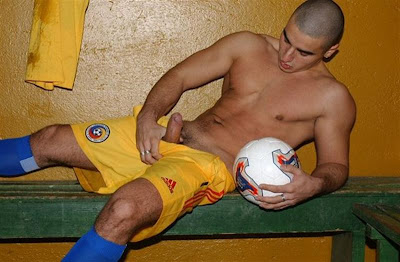 sexy gay black football players