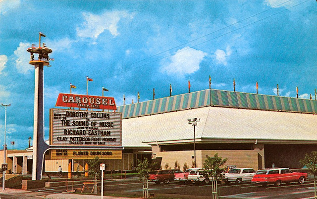 When We Were Home Carousel Theater West Covina 1965