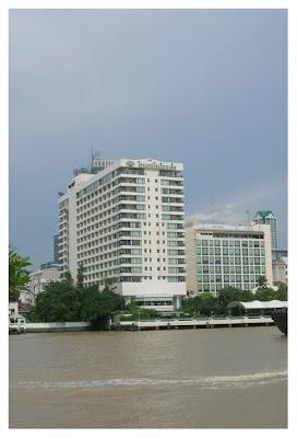 ザオリエンタルホテル新館