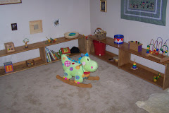 Montessori prepared home environment