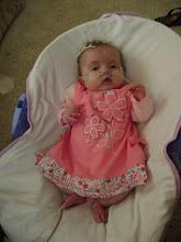 Elaina 4 months old