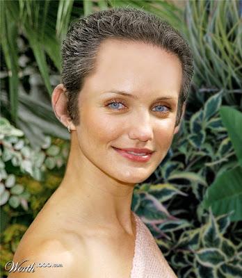 Celebrity hairstyles 2009 - Photoshopped - Part 2