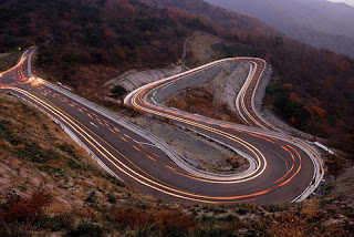 Most beautiful highways