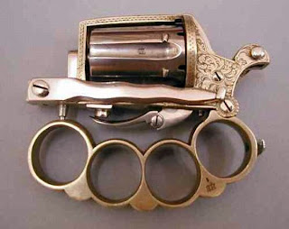 Different types of brass knuckles