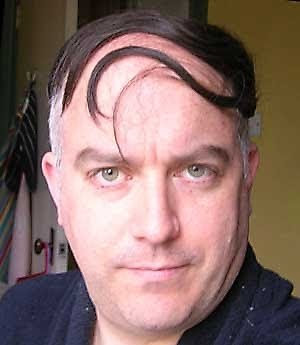 Bald Men Hairstyles 29 Pics Curious Funny Photos Pictures