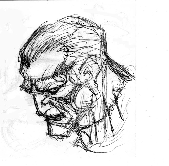 NEW SKETCH / FRANKENSTEIN