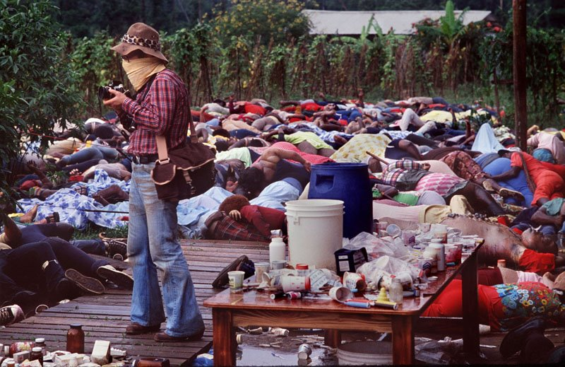a review of the story jim jones and the tragedy in jonestown The megalomaniacal man behind the tragedy, jim jones, came from humble more than 400 unclaimed bodies from the jonestown tragedy are buried at the evergreen.