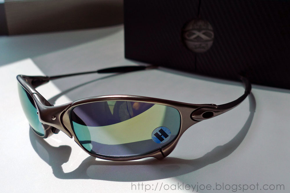 5c31d2bfdd9 Oakley Juliet X-metal Ruby Iridium 04-151