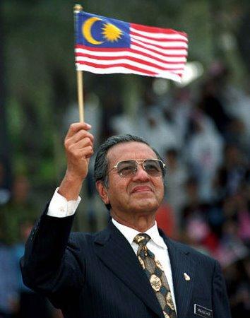 Tun Dr.Mahathir Mohamad(Bapa Pemodenan)