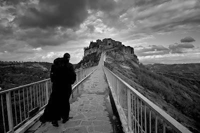 Civita di Bagnoregio descubriendo el norte de Lacio