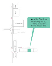 Map of Jumble Station