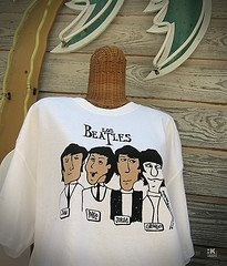 Los Beatles Limited Edition Reissue Tee!