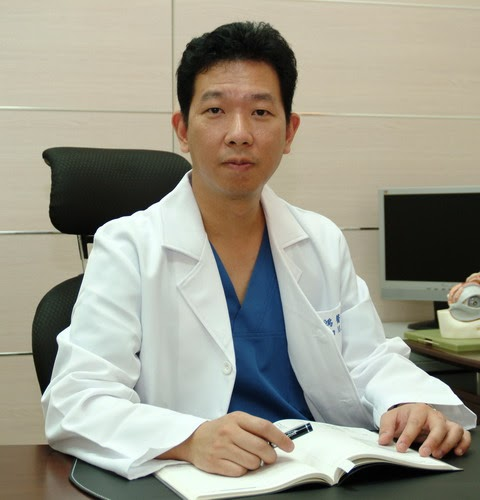 陳喬鴻眼科診所: 醫師簡介