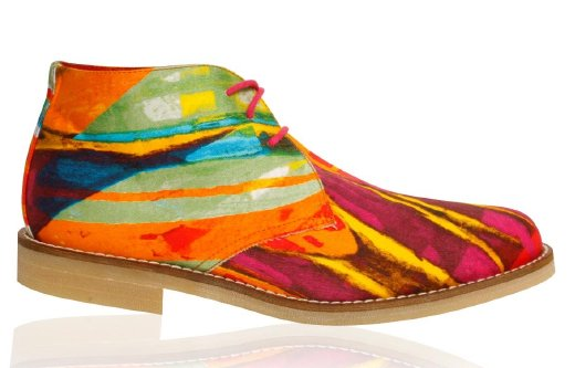 MORPHOSIS: Ana Locking -shoes
