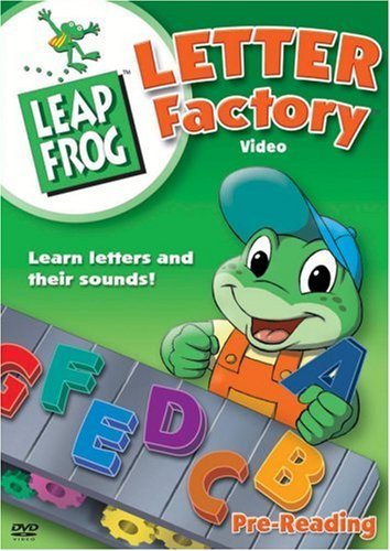 leap frog letter factory pre reading math circus dvds triadsmartypants live on fox 8 news summer must haves 464