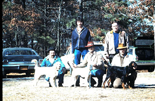 The Black & Tan Bombshell: March 2008
