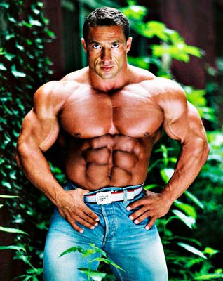 Passion4Muscle: Jaroslav Horvath From Slovakia
