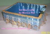 Kotak Cantik Biru Muda by Monica Ria