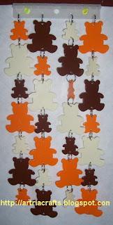 Teddys Curtain