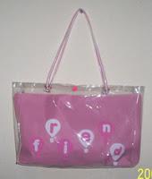 Friends Plastic Bag Art Ria Crafts