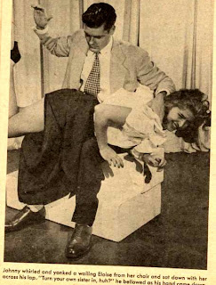 50s spanking