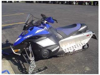 Yamaha Fx Nytro Rtx Snowmobile