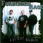 Forbidden Rage - Oi Oi Rebels 1280339685_l