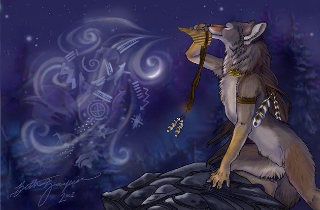 shaw wolf