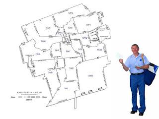 london postal code map pdf